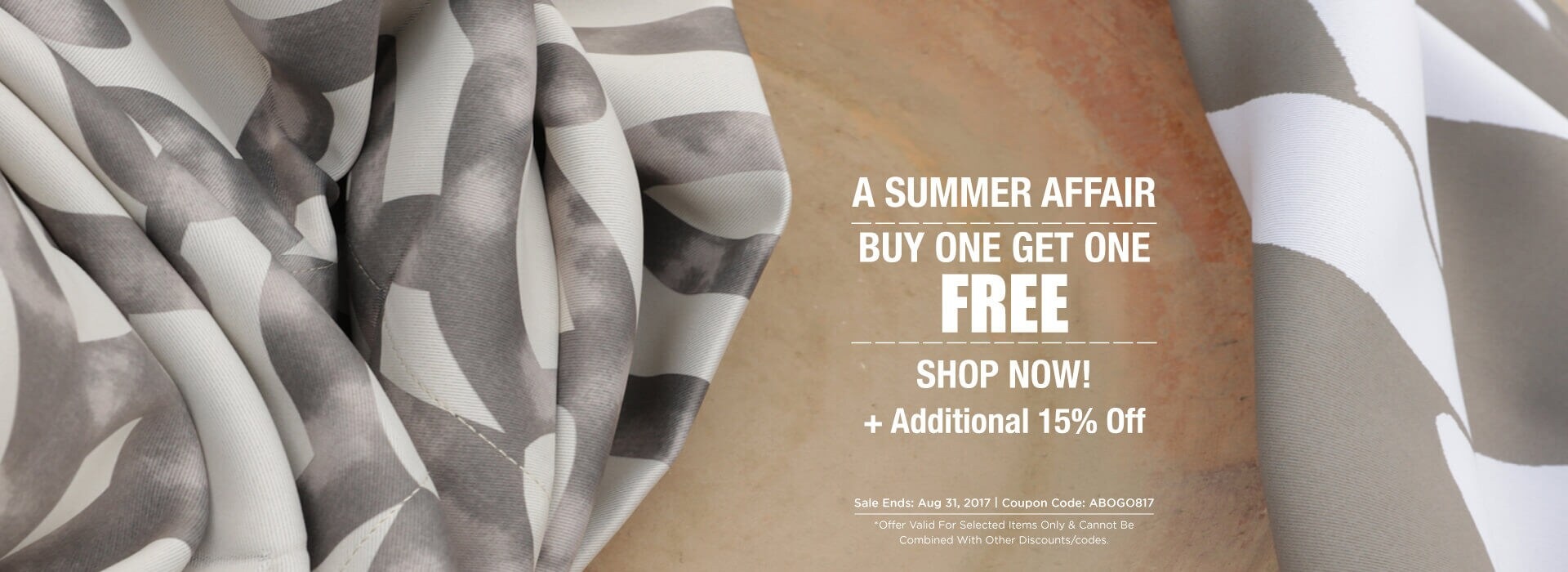 Summer Sale! Buy1 Get 1 Free + Additional 15% OFF On Selected Products