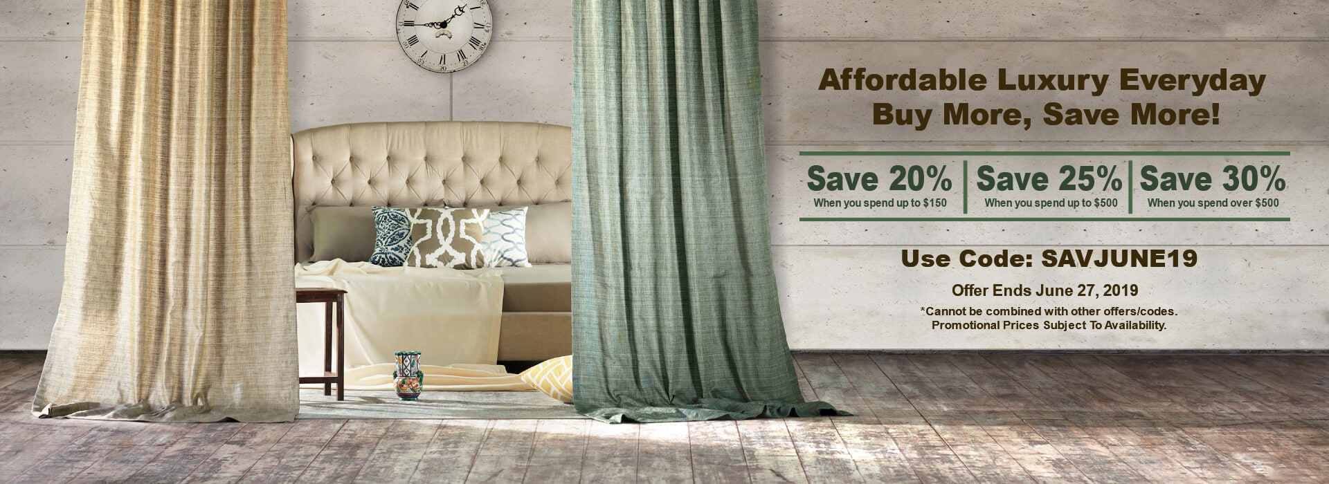 Click Here To Shop All Curtains