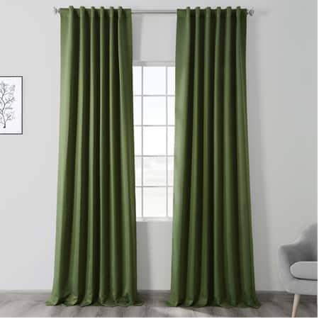 Oasis Green Room Darkening Curtain