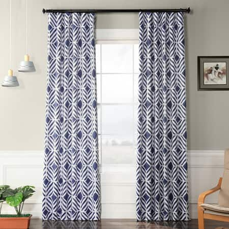 Palisade Blue Room Darkening Curtain
