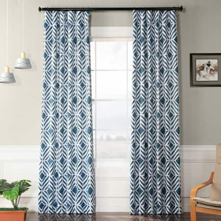 Palisade Ocean Blackout Room Darkening Curtain