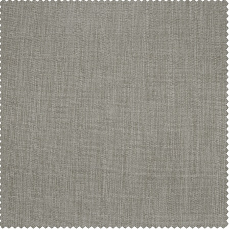 Oatmeal Faux Linen Blackout Room Darkening Swatch