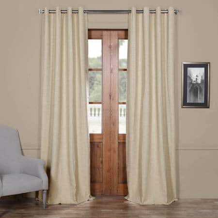 Candlelight Bellino Grommet Room Darkening Curtain