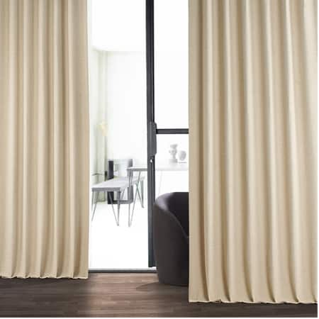 Candlelight Bellino Blackout Room Darkening Curtain