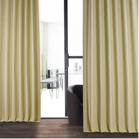 Autumn Glow Bellino Blackout Room Darkening Curtain