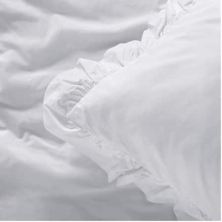 Vintage Hotel Collection Solid Euro Sham