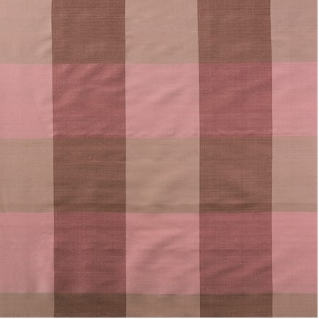 Rosie Dawn Plaid Silk Swatch