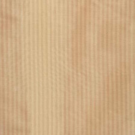 Cambridge Cream Silk Stripe Fabric