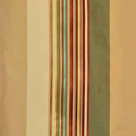 Haxby Multi Stripe Designer Silk Swatch