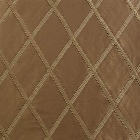 Alexandria Gold Taffeta Faux Silk Fabric