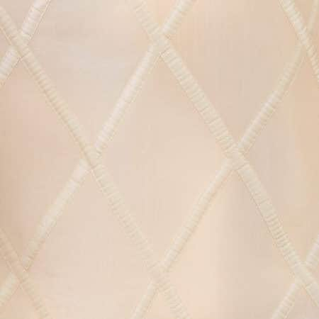 Alexandria Off White Taffeta Faux Silk Swatch