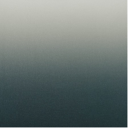Ombre Aqua Faux Linen Sheer Swatch