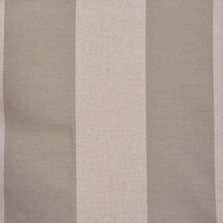 Del Mar Stone Linen Blend Stripe Fabric
