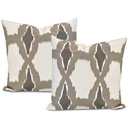 Sorong Printed Cotton Cushion Covers - Pair