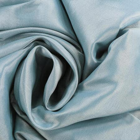 Winter Ice Faux Silk Taffeta Swatch
