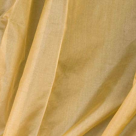 Ivory Silk Organza Sheer Fabric