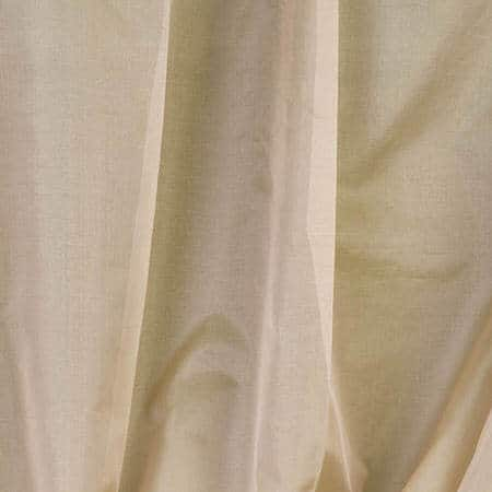 Cream Silk Organza Sheer Fabric