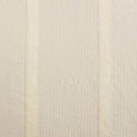 Antigua Off White Striped Linen Sheer Fabric