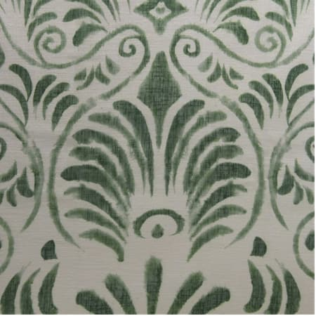 Xenia Green Printed Sheer Swatch