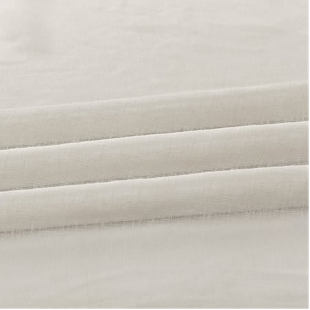 Gardenia Faux Linen Sheer Fabric
