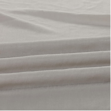 Tumbleweed Faux Linen Sheer Fabric