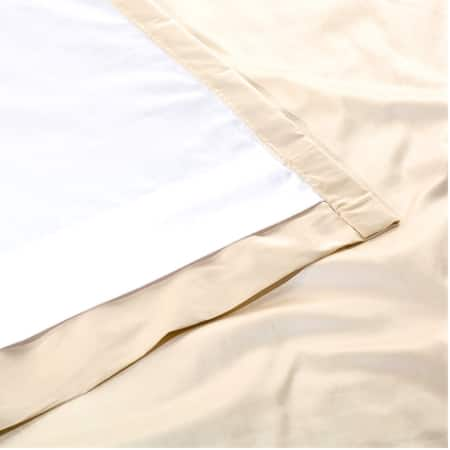 Alabaster Cream Thai Silk Fabric