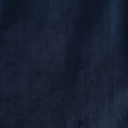 Navy Vintage Cotton Velvet Fabric