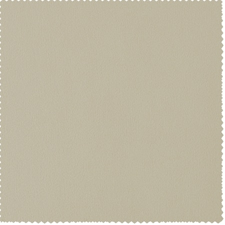 Signature Alabaster Beige Blackout Velvet Swatch