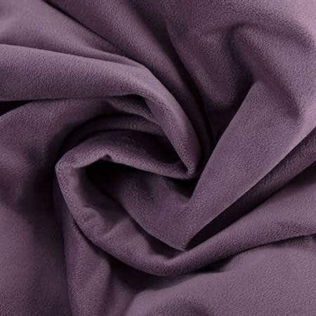 Signature Fresh Violet Velvet Fabric