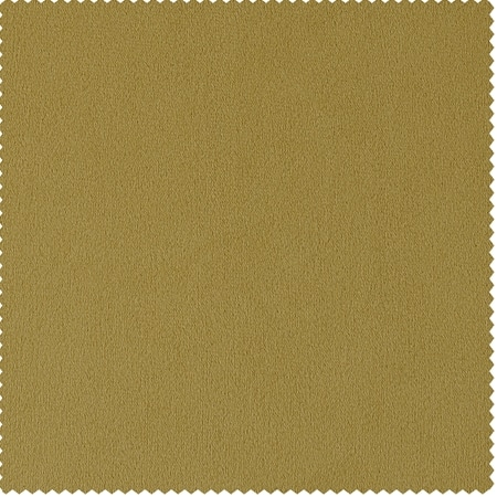 Signature Fool's Gold Velvet Fabric