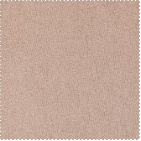 Signature Rosey Dawn Velvet Fabric