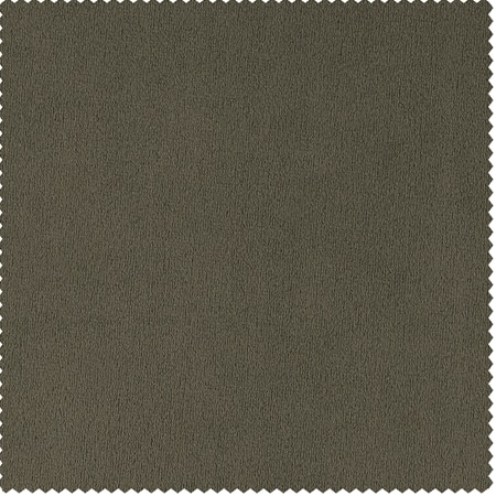 Signature Denver Taupe Velvet Fabric