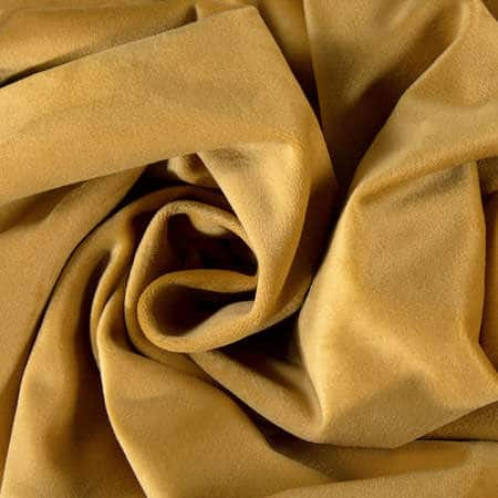 Aztec Gold Heritage Plush Velvet Fabric