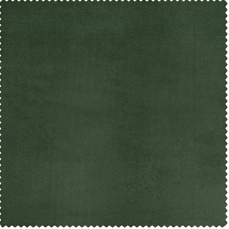 Eden Green Heritage Plush Velvet Swatch