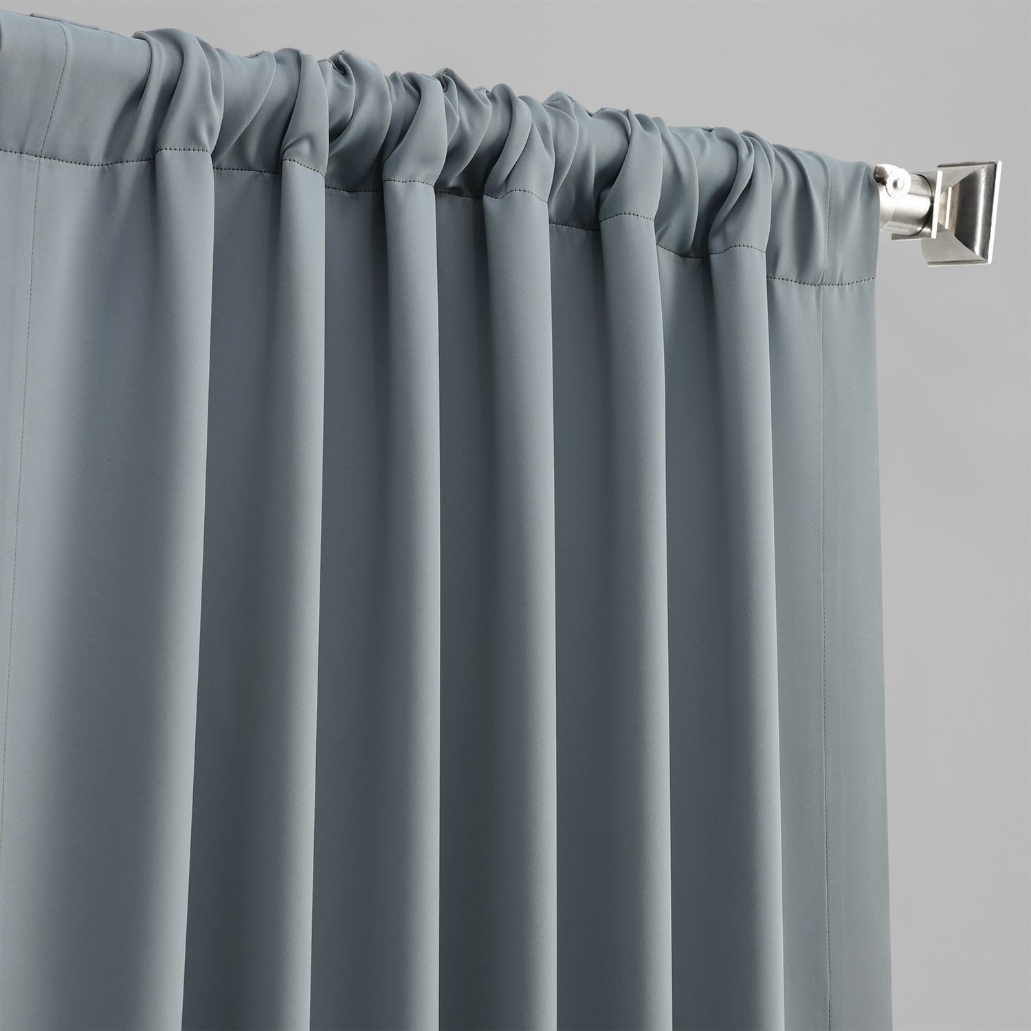 Blue Fir Blackout Curtain