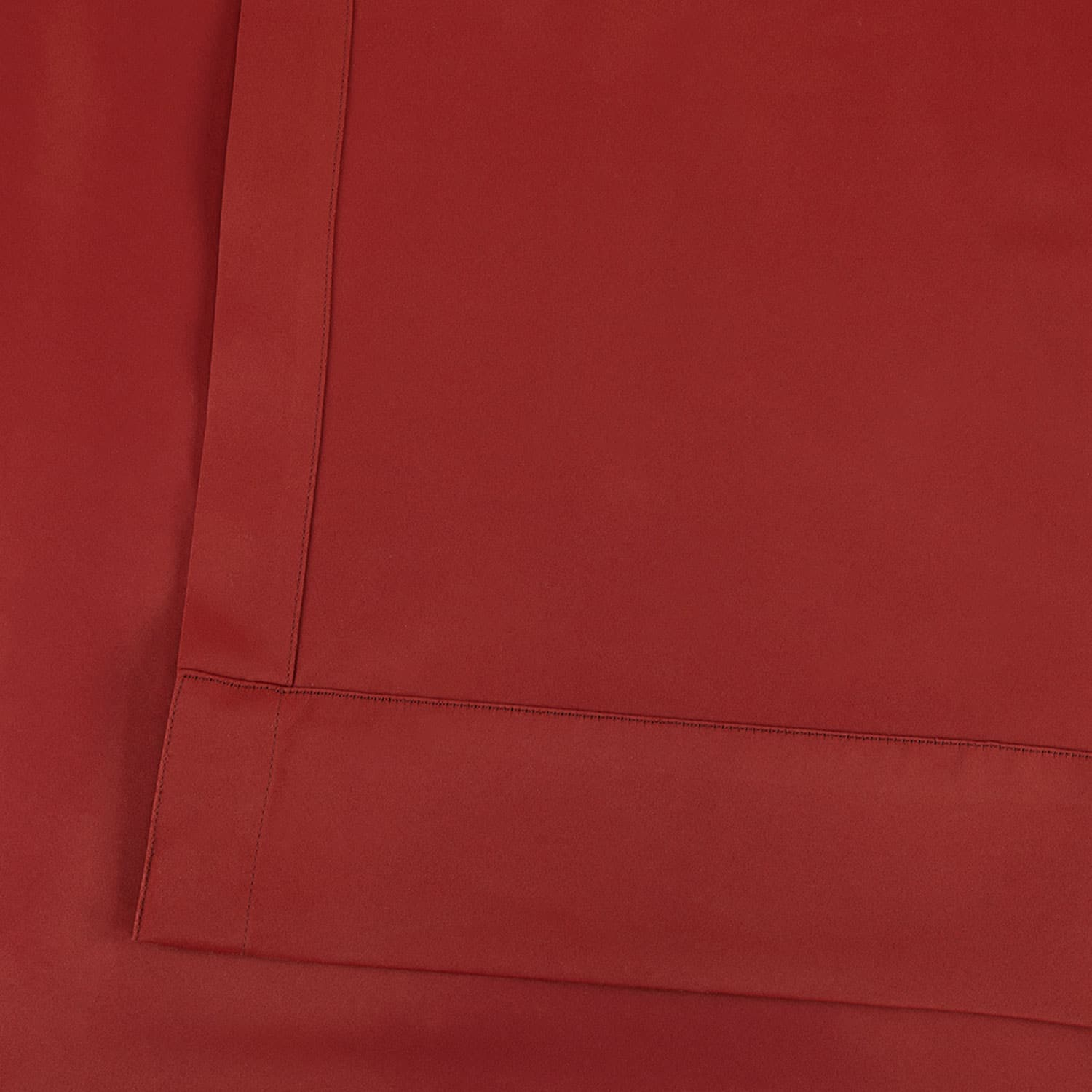 Tango Red Blackout Room Darkening Curtain