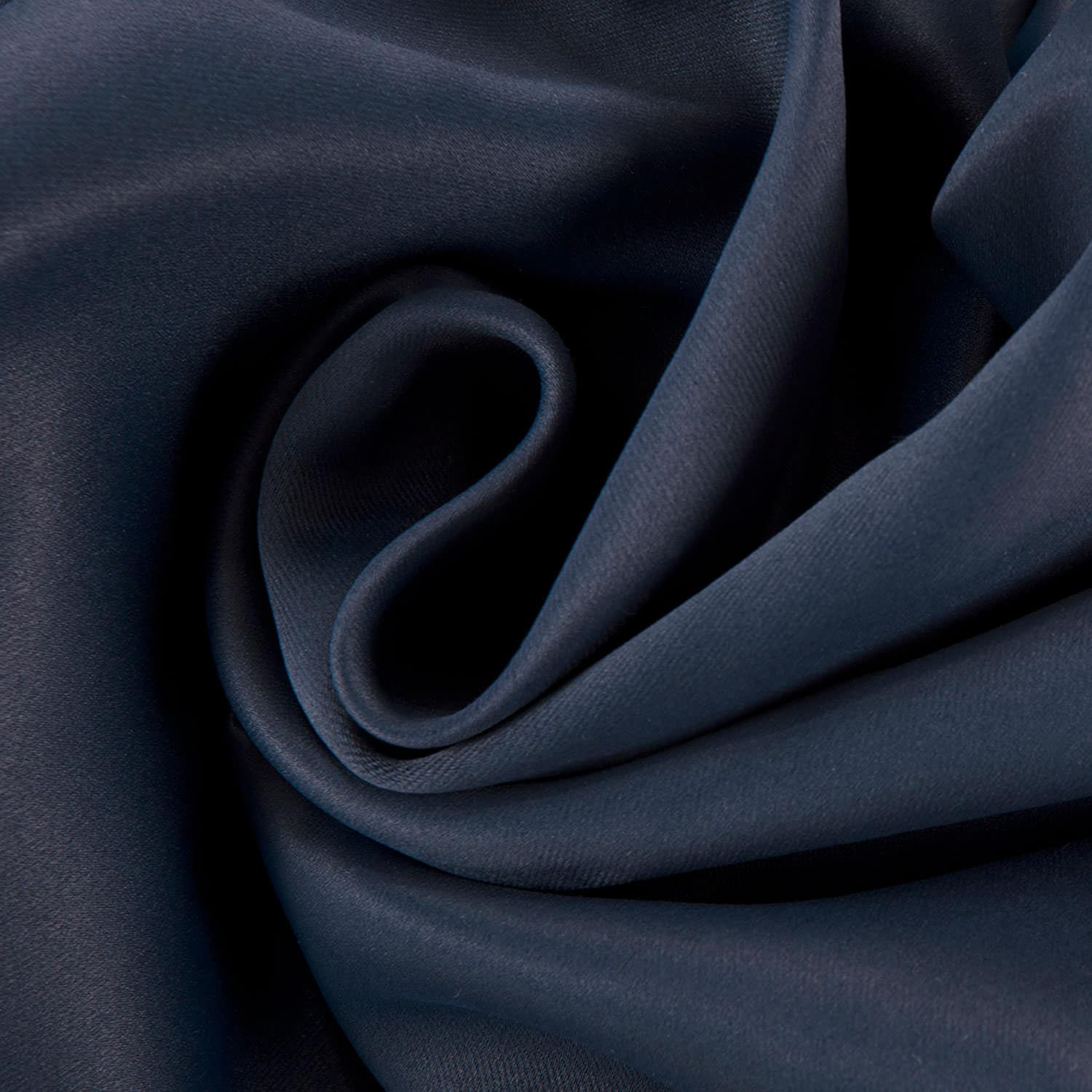 Nocturne Blue Blackout Room Darkening Curtain