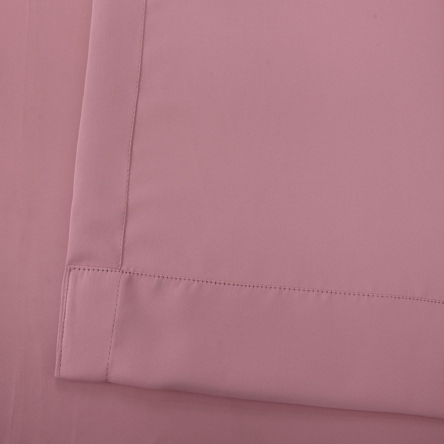 Precious Pink Blackout Room Darkening Curtain