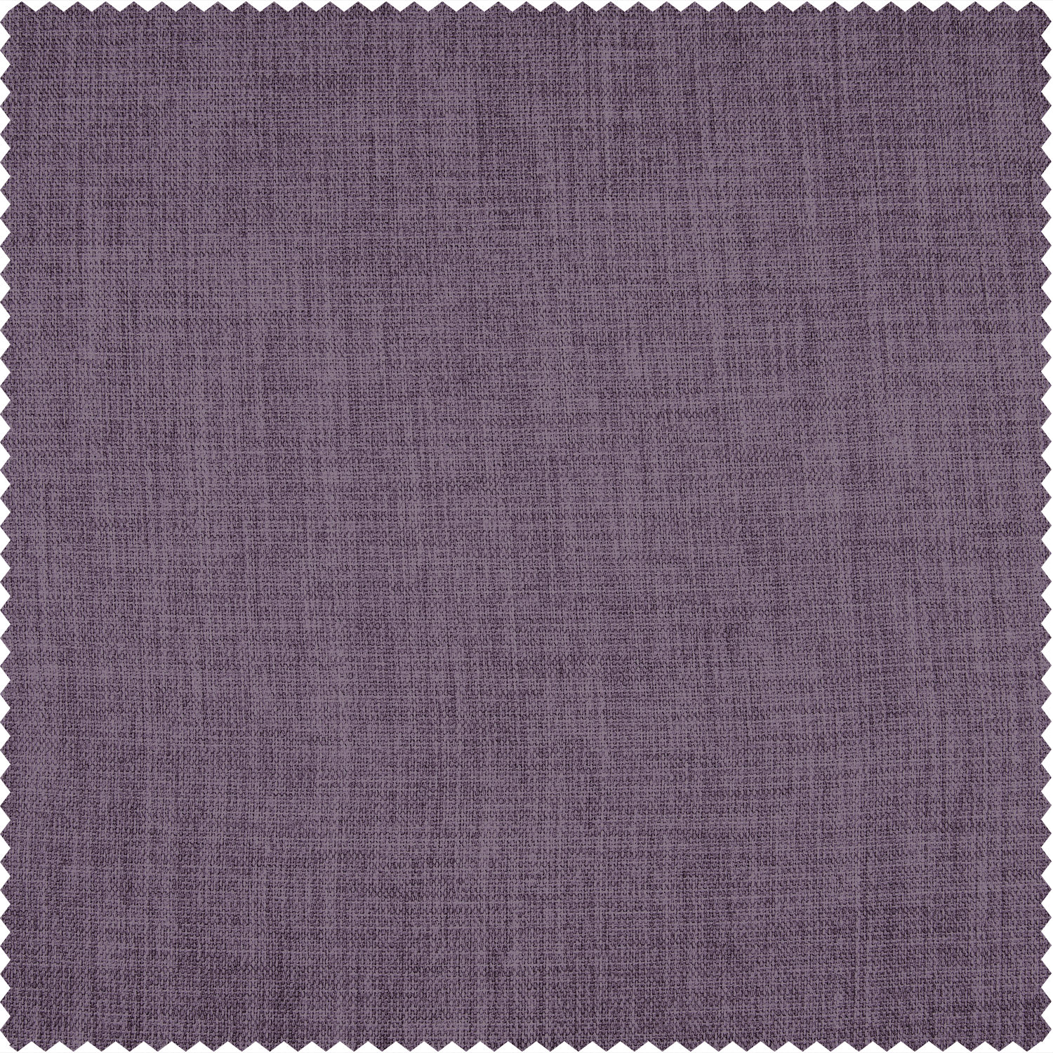 Iris Faux Linen Blackout Room Darkening Swatch