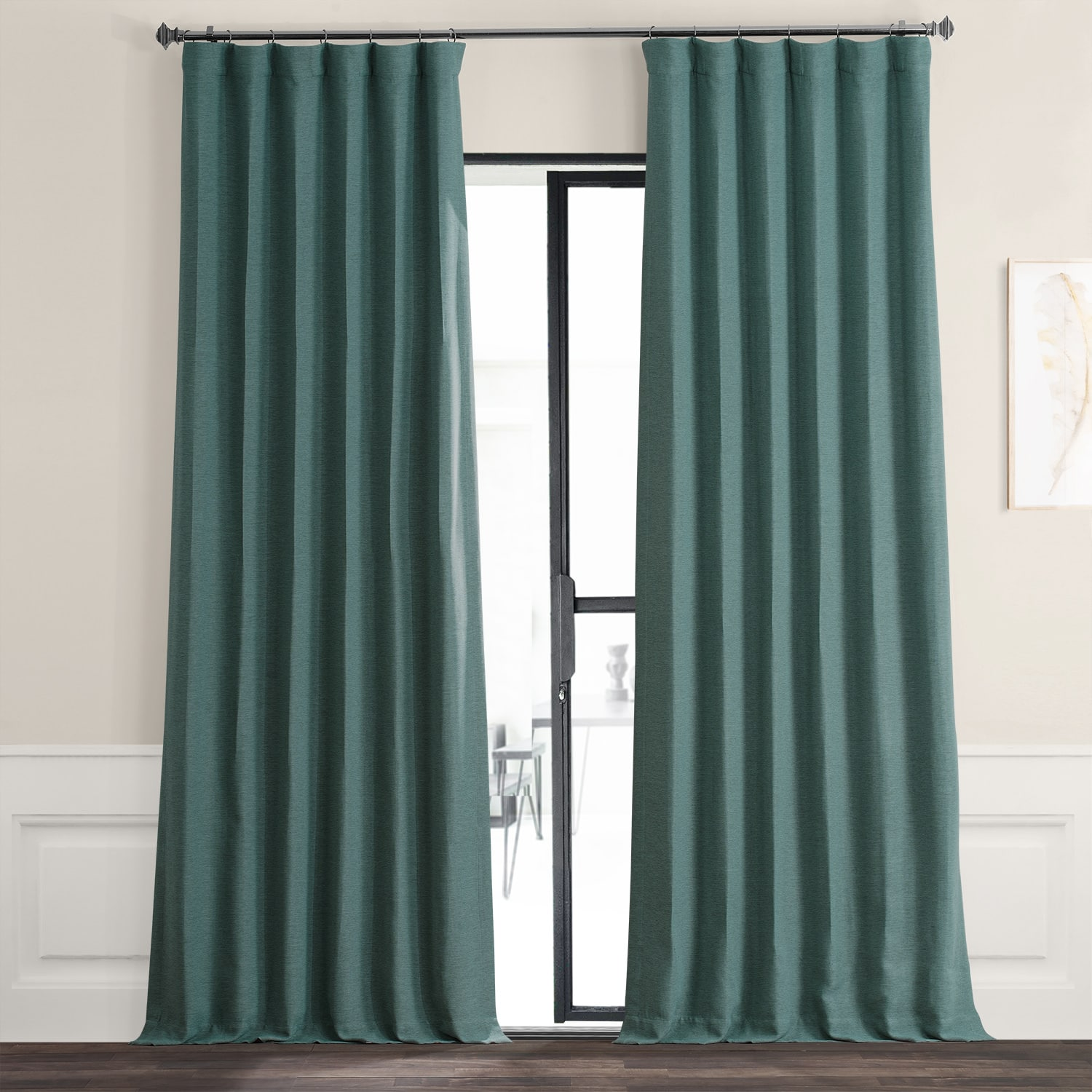 Jadite Bellino Blackout Room Darkening Curtain