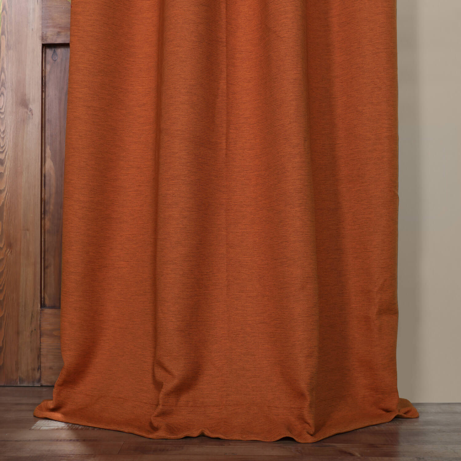 Persimmon Bellino Grommet Blackout Room Darkening Curtain