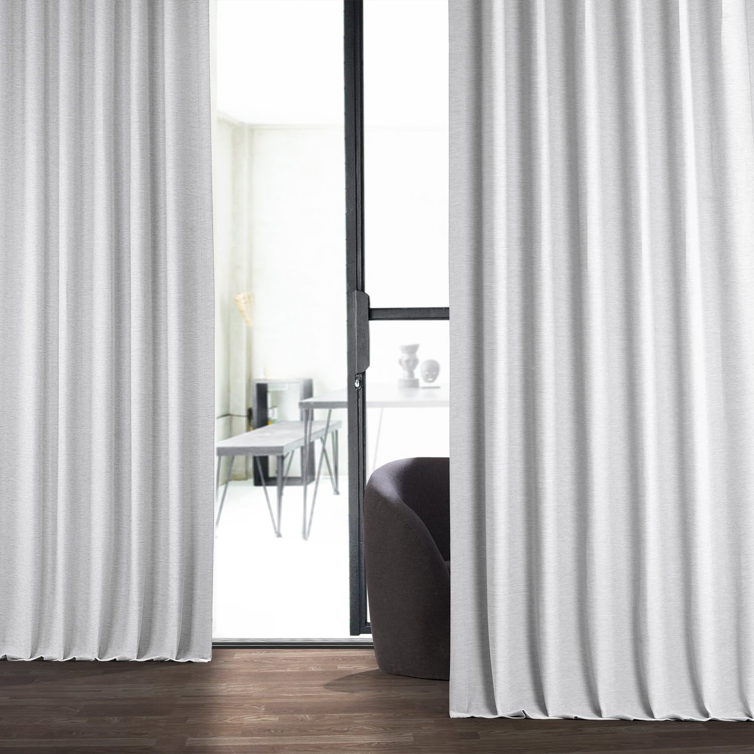 Swiss Coffee Bellino Blackout Room Darkening Curtain