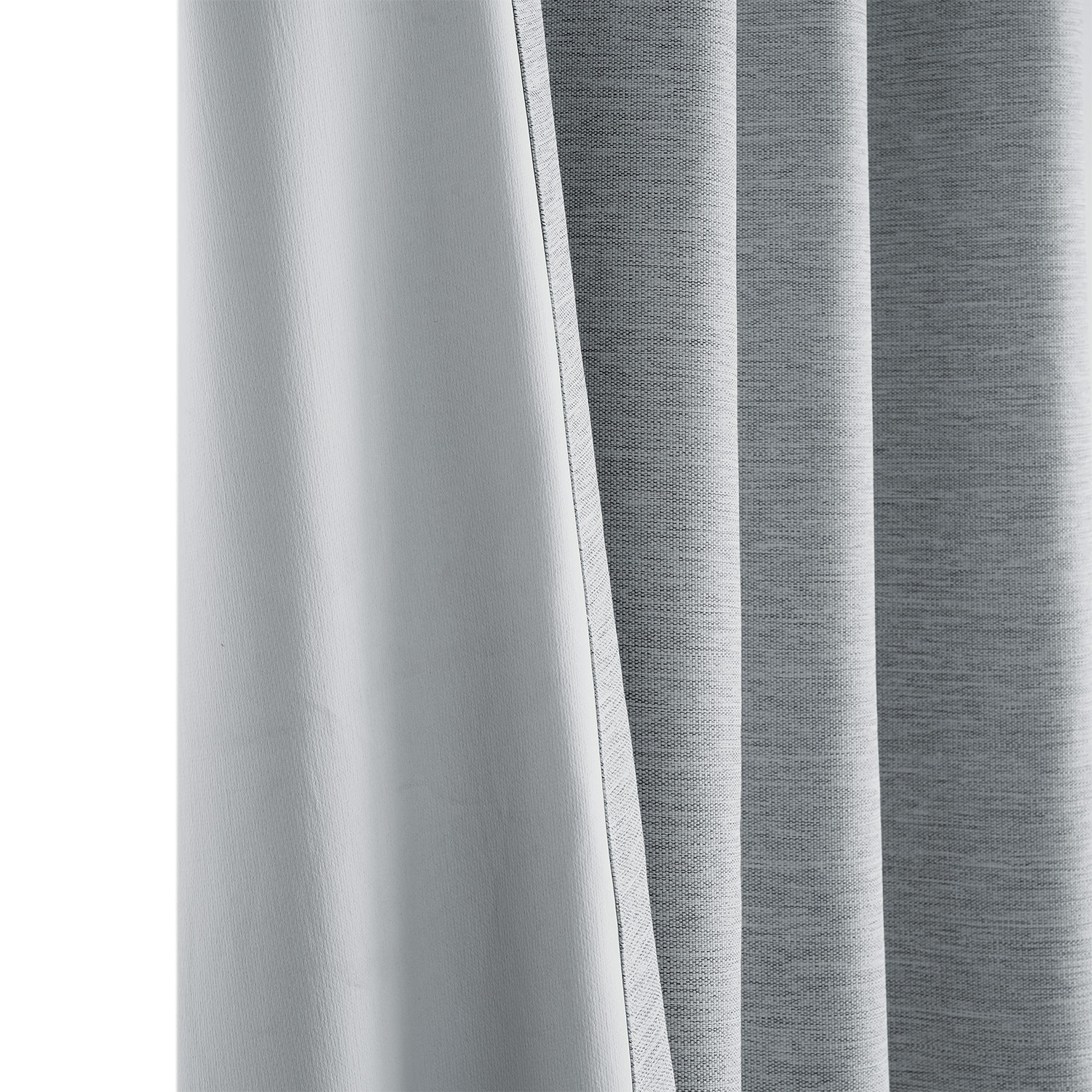Gulf Blue Bellino Blackout Curtain