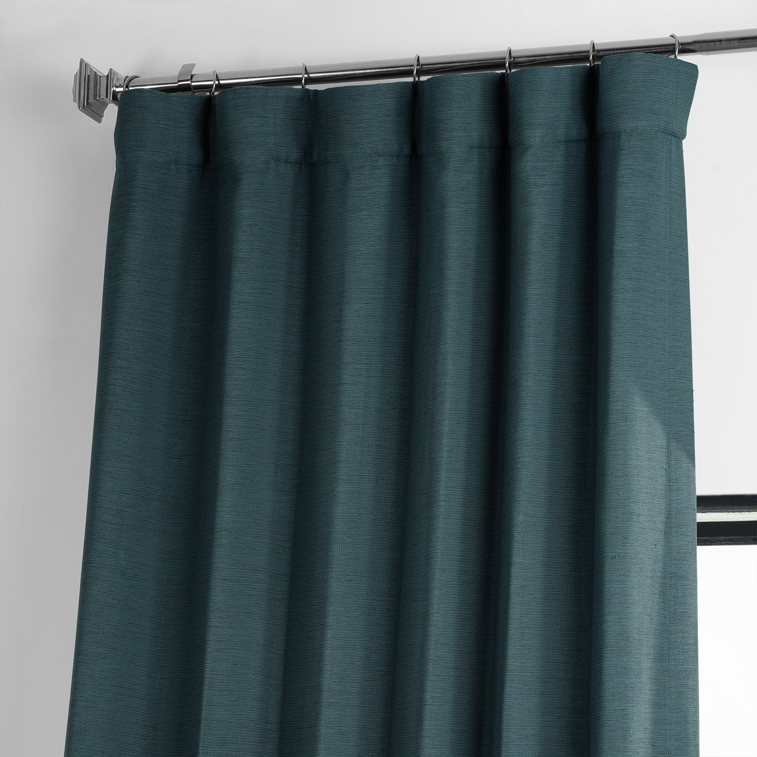 Bayberry Teal Bellino Blackout Room Darkening Curtain