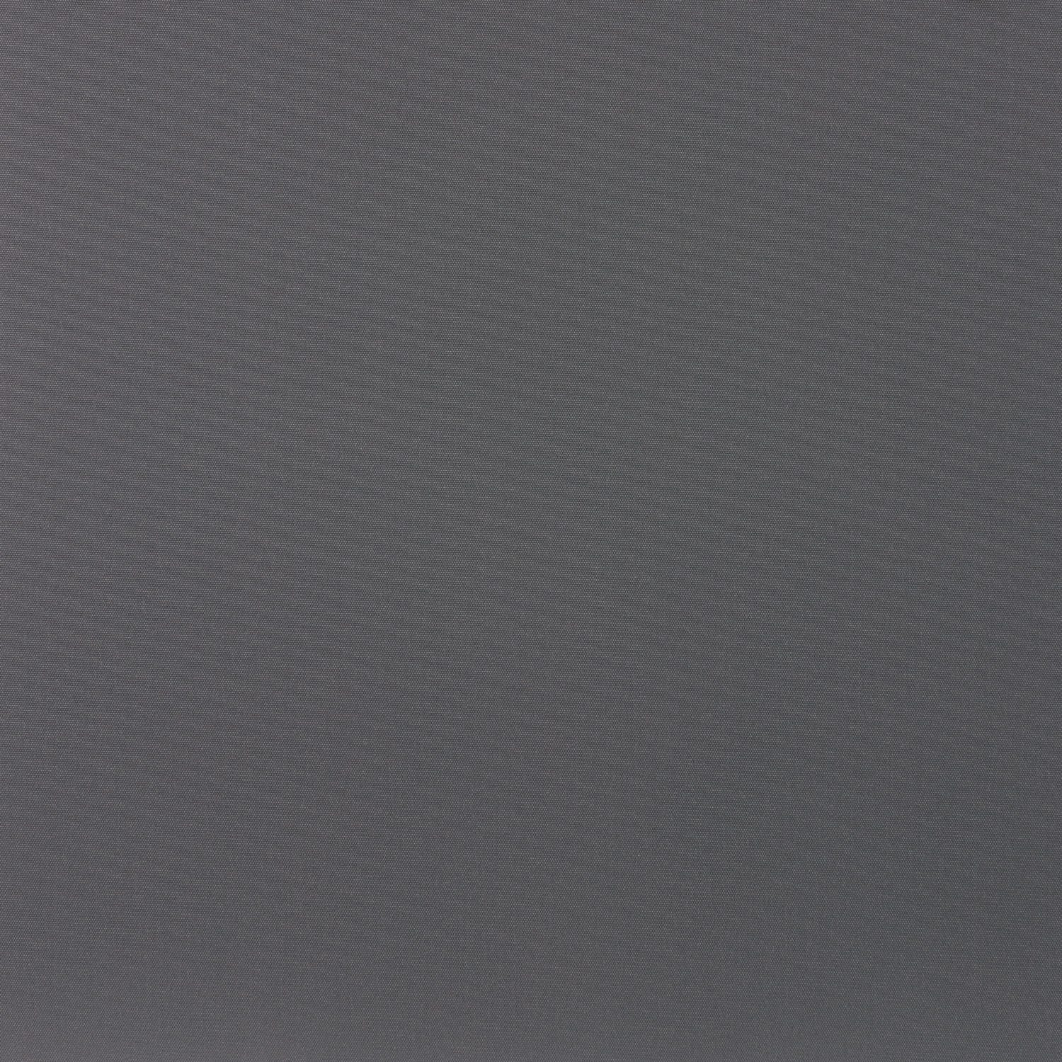 Mendocino Charcoal Broadcloth Textured Blackout Roller Shade Swatch