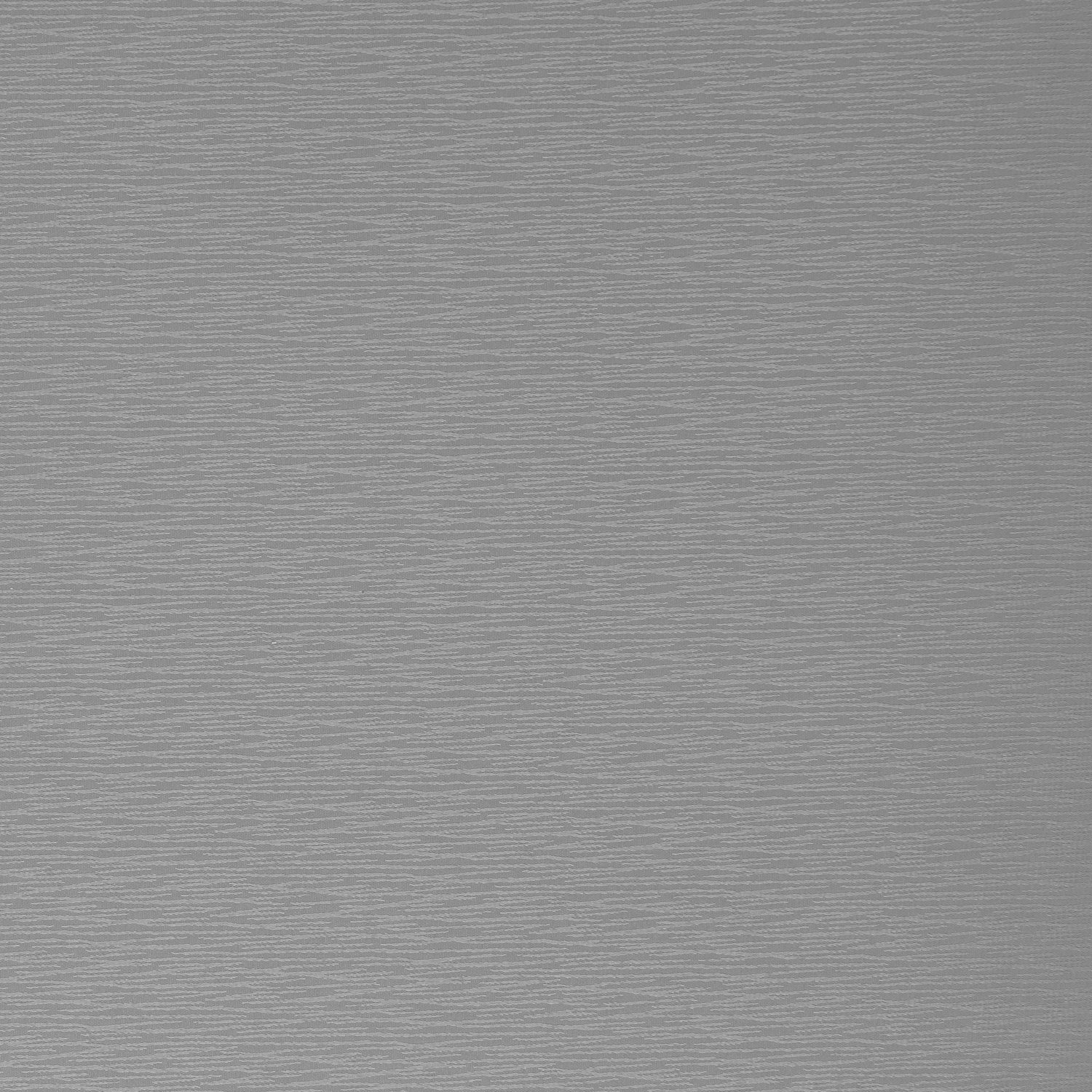 Dunsmuir Silver Boucle Textured Blackout Roller Shade Swatch