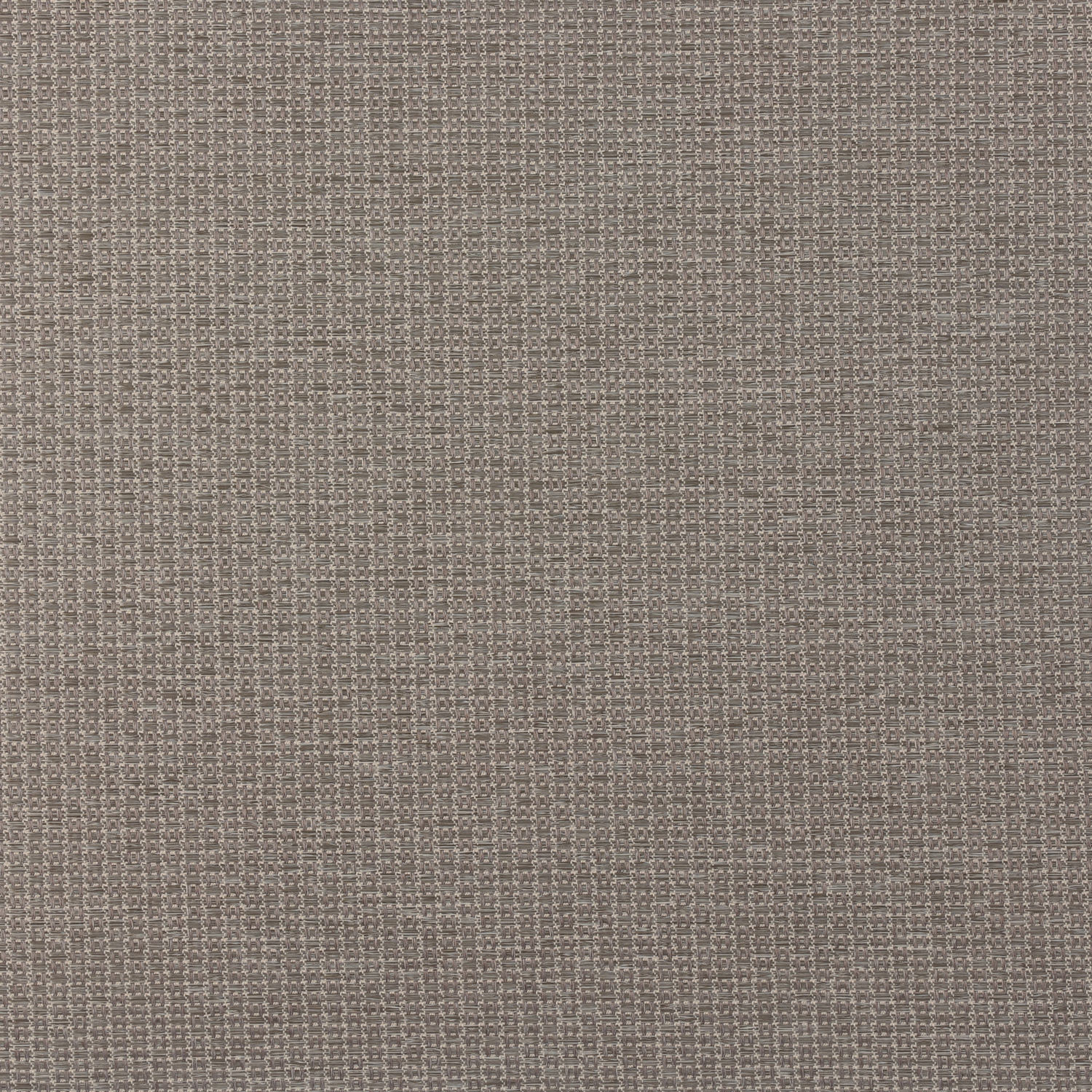 Rockland Brown BasketWeave Textured Blackout Roller Shade Swatch