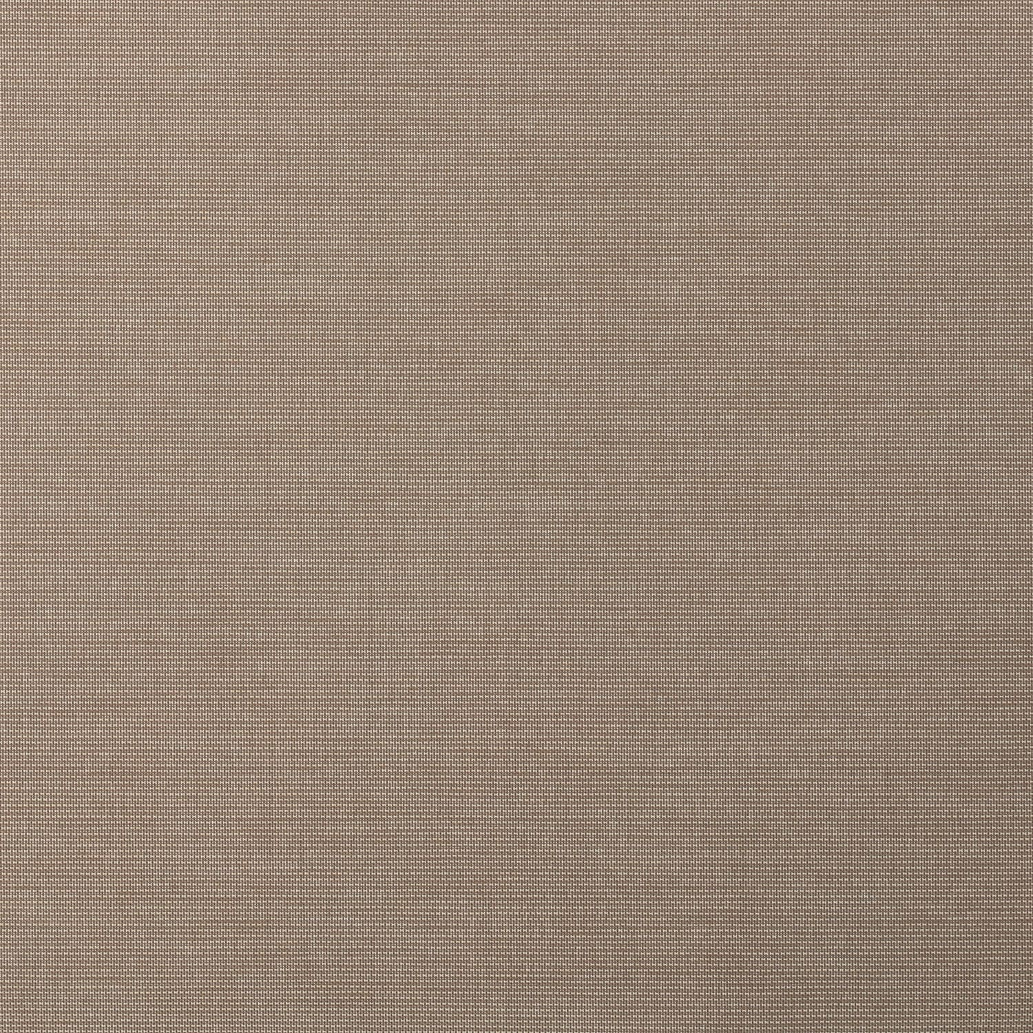 Crescent Taupe GrosgrainWeave Textured Blackout Roller Shade Swatch