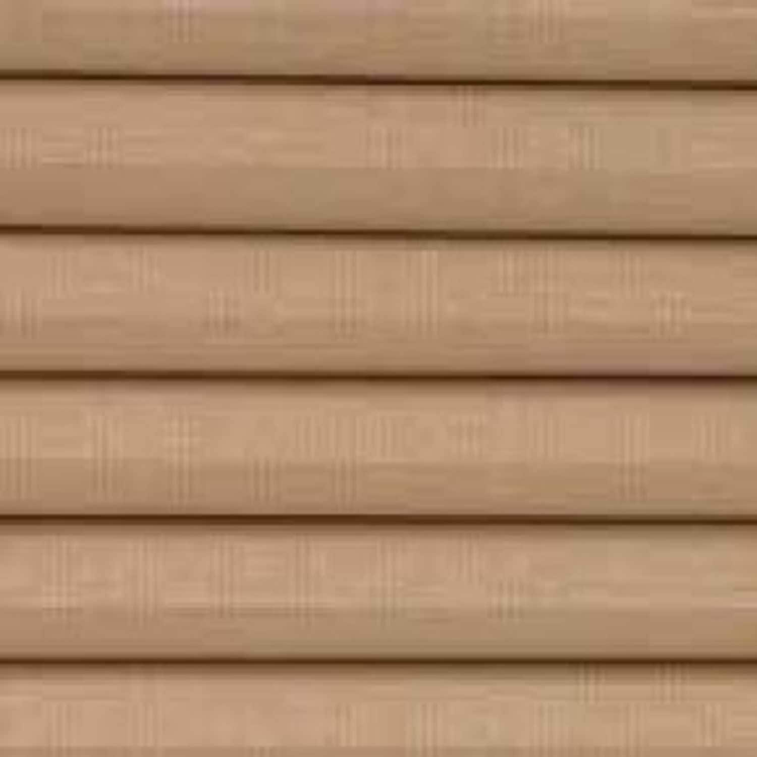 Summit Flax Room Darkening Cordless Cellular Shade Swatch