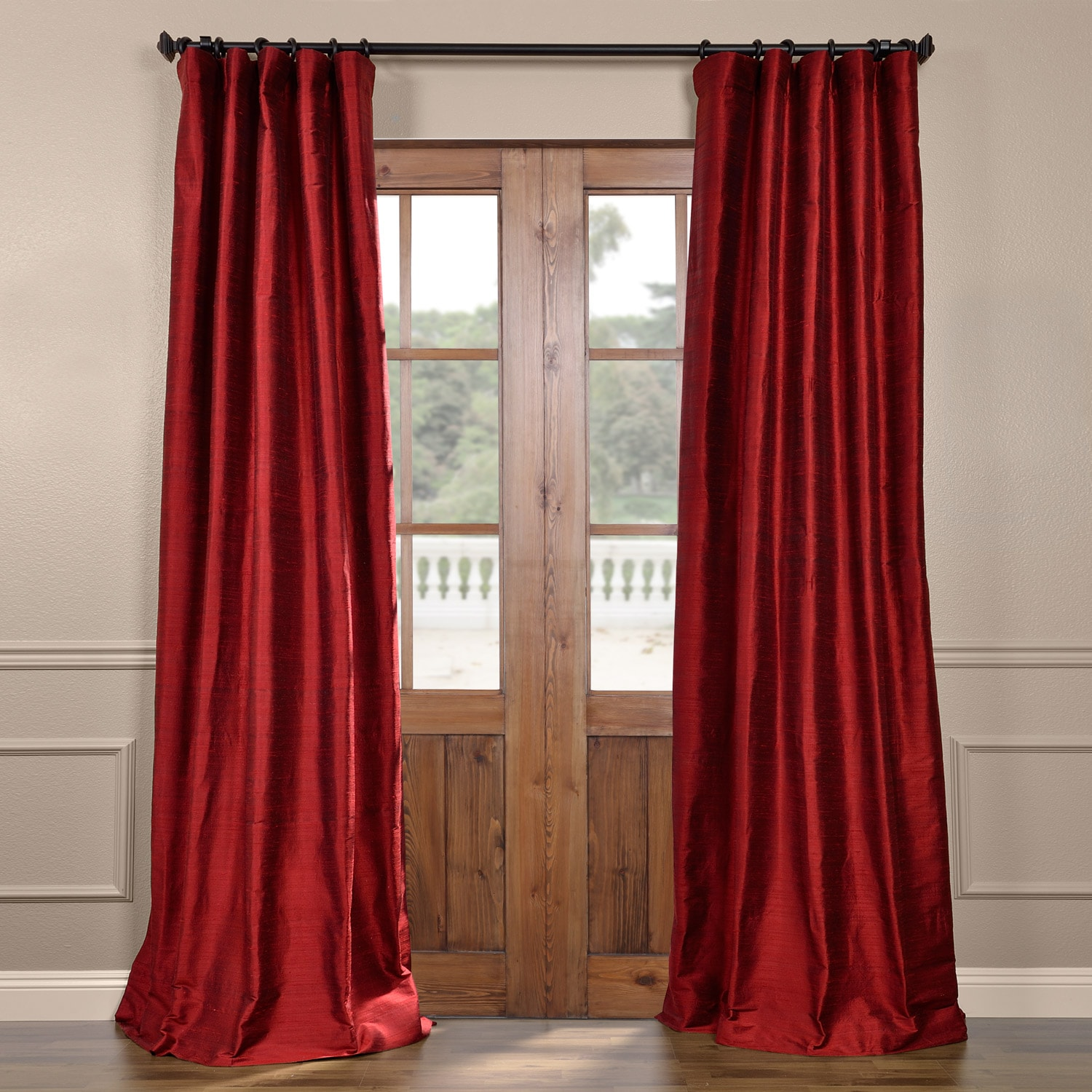 width curtainworks silk peacock wide com large zoom drapery drape luxe lined empress loading drapes solid